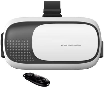 Gold Dust VR Box Virtual Reality Glasses With Remote