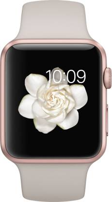 APPLE Watch 42 mm Rose Gold Aluminium Case with Stone Sport Band