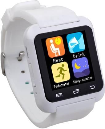 VibeX ™ U-8 Precision Fitness Smartwatch