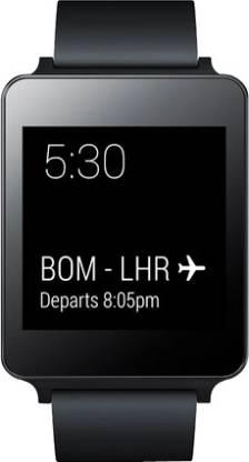 LG W100 Smartwatch