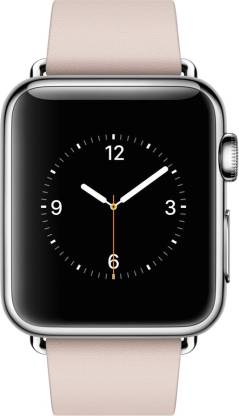APPLE Watch 38 mm Stainless Steel Stainless Steel Case with Modern Buckle - Small