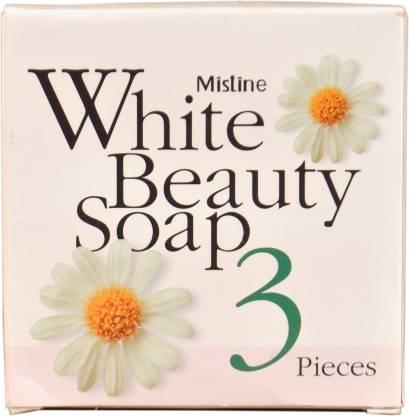 Mistine White Beauty/Skin Whitening & Skin Fairness Soap