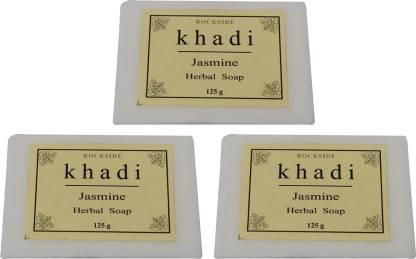 Rockside Khadi Jasmine Herbal Soap