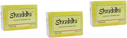 Shuddhi Premium Handmade Lemon Soap
