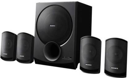 Sony SA D100 100 W Portable Bluetooth Home Theatre