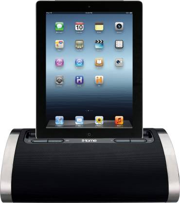 iHome iD48 Portable Rechargeable Speaker for iPhone / iPad / iPod