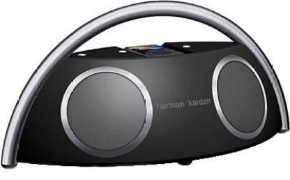 JBL Harman Kardon Go+Play II Portable Laptop/Desktop Speaker