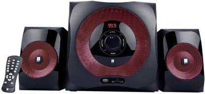 Iball Tarang Red 2.1 Portable Bluetooth Home Theatre