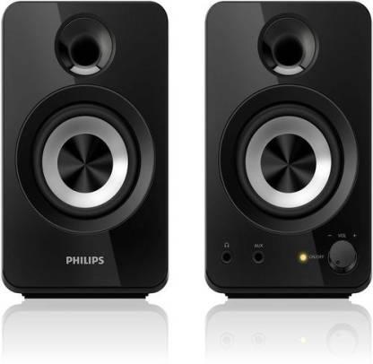 PHILIPS Spa1260-Dynamic Sound Laptop/Desktop Speaker