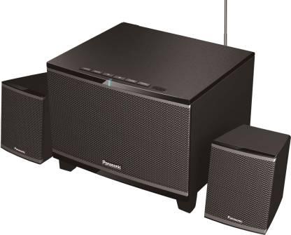 Panasonic SC-HT18GW-K 45 W Laptop/Desktop Speaker