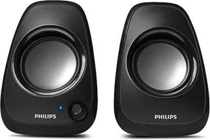 PHILIPS SPA65 4 W Portable Laptop/Desktop Speaker