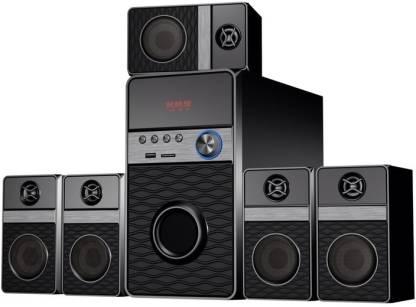 Flow HipHop5822 90W 5.1 10 W Laptop/Desktop Speaker