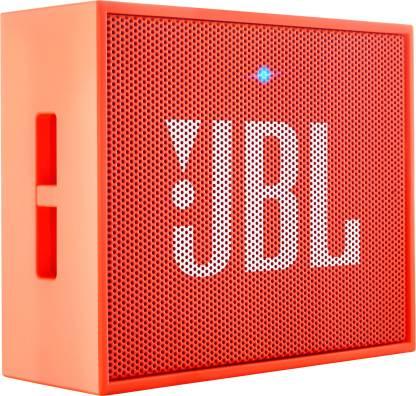 JBL GO 3 W Portable Bluetooth Speaker
