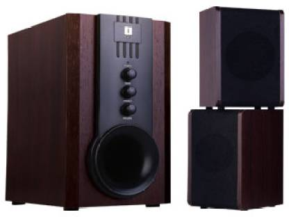 Iball Tarang 2.1   Wooden, 2.1 Channel  Iball Speakers