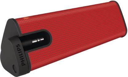 PHILIPS SBA1610 2 W Portable Mobile/Tablet Speaker