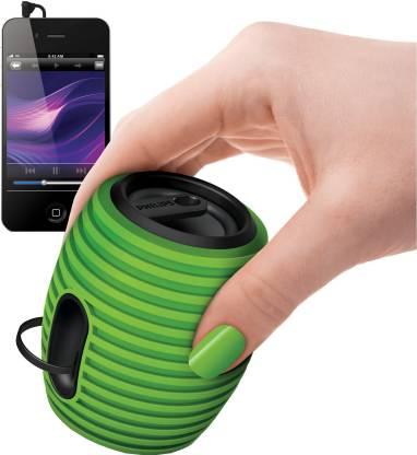 PHILIPS SBA3011GRN/00 Portable Mobile/Tablet Speaker