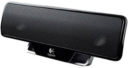 Logitech Z205 Portable Mobile/Tablet Speaker   Black, Mono Channel