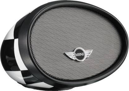 Mini Cooper PF328C 4 W Portable Bluetooth Speaker