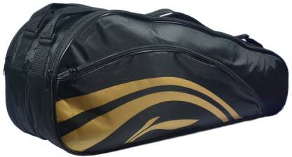 Li Ning ABDJ118 Black, Kit Bag  Li Ning Badminton Bag