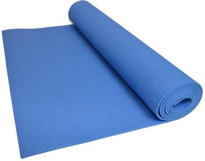 Iris PVC Blue 5 mm Yoga Mat