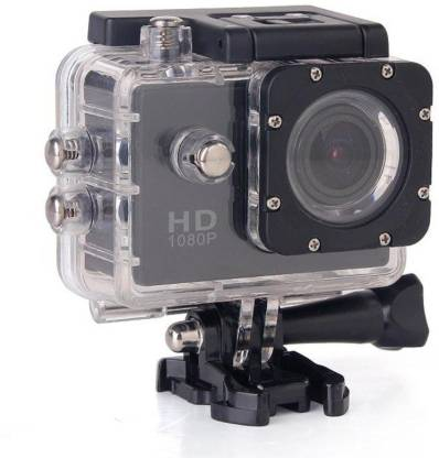 Black Cat Sports and Action Camera