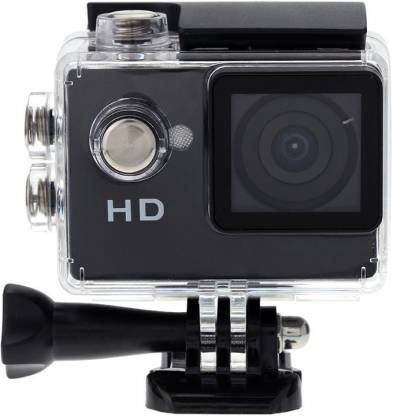 CROCON 30M Waterproof Mini Digital Camcorder A7 Camera 90 Wide Angle Sports and Action Camera