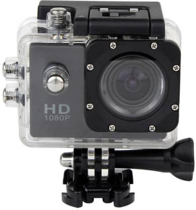 CM sports camera Black Sports and Action Camera