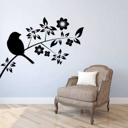 DeStudio Large Wall Stickers Sticker Pack of 1