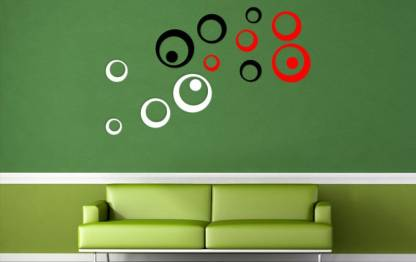Incredible Gifts Medium 3D Wall Stickers