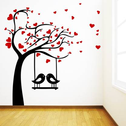 Decor Kafe Extra Large Wall Sticker For Bedroom Price In India Buy Decor Kafe Extra Large Wall Sticker For Bedroom Online At Flipkart Com