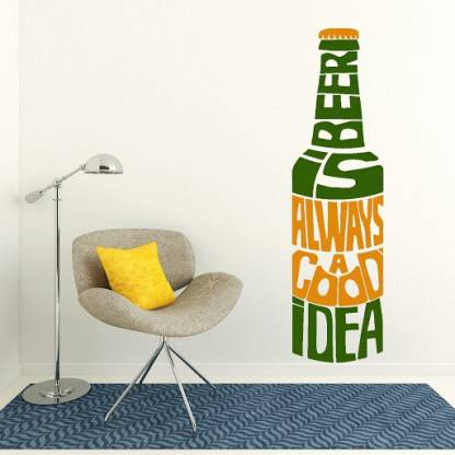 DeStudio Large Wall Stickers
