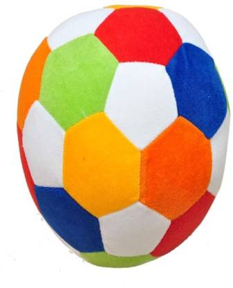 Saugat Traders Soft Ball  - 4 inch