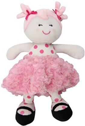 Baby Starters Plush Snuggle Buddy , Sugar N Spice Doll  - 20 inch