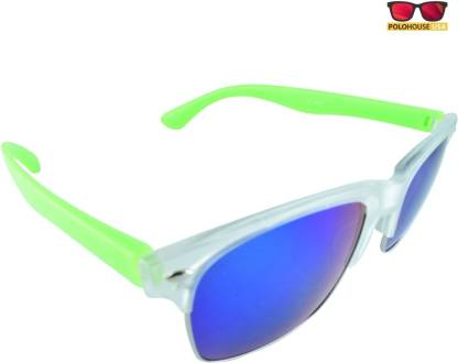 UV Protection Aviator, Oval, Spectacle , Sports Sunglasses (Free Size)(Multicolor)