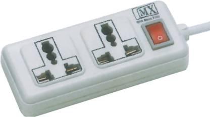 MX MX840_Multicolor 2  Socket Extension Boards