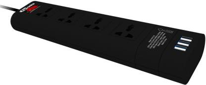 Portronics Power Plate 4  Socket Extension Boards