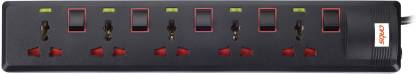 artis AR-SP500MS-15 5 Socket Single Switch Spike Guard 1.5 Mtr Cable 5  Socket Extension Boards