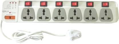 ujala 6 X 6 6  Socket Extension Boards