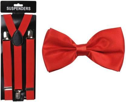 SwaRn Y- Back Suspenders for Men, Boys, Women, Girls