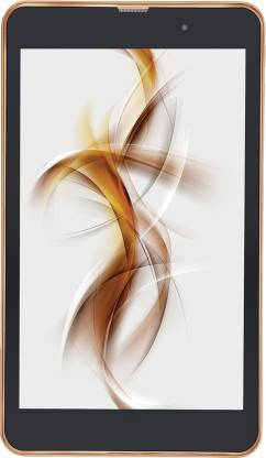 iball Slide Nimble 4GF 3 GB RAM 16 GB ROM 8 inch with Wi-Fi+4G Tablet (Rose Gold)
