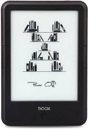 Boox C67ML CARTA 512 MB RAM 8 GB ROM 6 inch with Wi-Fi Only Tablet (Black)