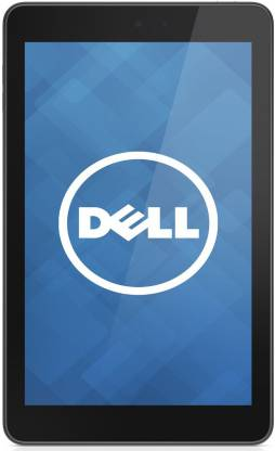 DELL Venue 8 (3840) with Voice Call 1 GB RAM 16 GB ROM 8 inch with Wi-Fi+3G Tablet (Black)