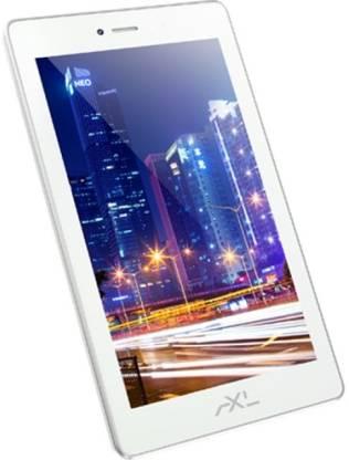 AXL 718GIA 1 GB RAM 8 GB ROM 7 inch with Wi-Fi+3G Tablet (White)