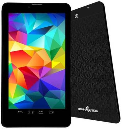 Datawind MoreGmax 4G7 1 GB RAM 8 GB ROM 7 inch with Wi-Fi+4G Tablet (Black)