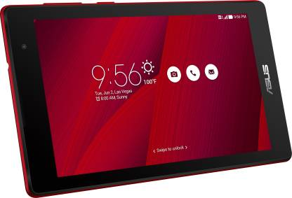 ASUS ZenPad C 7.0Z170CG 1 GB RAM 8 GB ROM 7 inch with Wi-Fi+3G Tablet (Red)