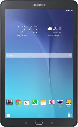 SAMSUNG Galaxy Tab E 1.5 GB RAM 8 GB ROM 9.6 inch with Wi-Fi+3G Tablet (Metallic Black)