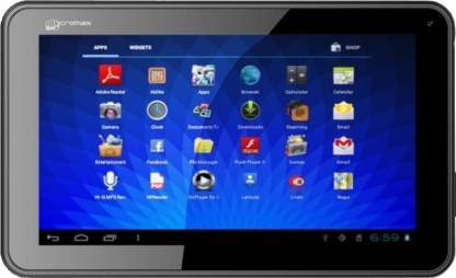 Micromax Funbook P256 Tablet