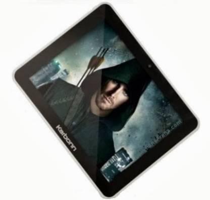 KARBONN ST8 Velox 1 GB RAM 1 GB ROM 8 inch with Wi-Fi+3G Tablet (White)