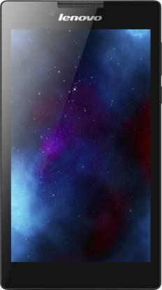 Lenovo Tab 2 A7-30 3G 1 GB RAM 8 GB ROM 7 inch with Wi-Fi+3G Tablet (Black)