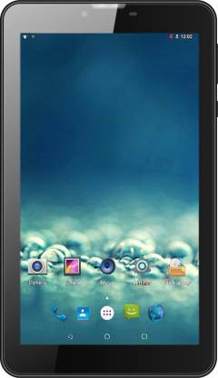 I Kall N8 512 MB RAM 8 GB ROM 7 inch with Wi-Fi+3G Tablet (Black)